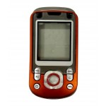 Full Body Housing For Sony Ericsson W550i Orange - Maxbhi Com