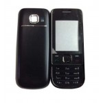 Full Body Panel For Nokia 2700 Classic With Keypad Black - Maxbhi.com
