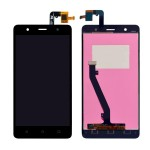 Lcd With Touch Screen For Lenovo K8 Plus Black By - Maxbhi Com