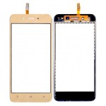 Touch Screen Digitizer For Vivo Y53 Gold By - Maxbhi Com