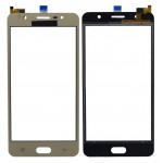 Touch Screen Digitizer For Samsung Galaxy J7 Max Gold By - Maxbhi Com