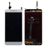 Lcd With Touch Screen For Xiaomi Redmi 4 32gb White By - Maxbhi Com