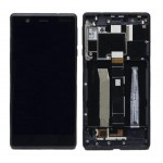 Lcd With Touch Screen For Nokia 3 Black By - Maxbhi Com