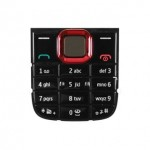 Keypad For Nokia 5130 Xpress Music  Red