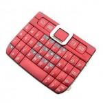 Keypad For Nokia E71  Red