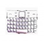Keypad For Nokia E6 White - Maxbhi Com