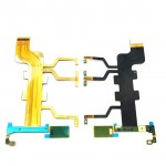 Power Button Flex Cable For Sony Xperia T2 Ultra Dual Sim D5322 By - Maxbhi Com