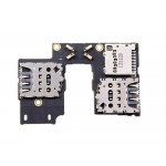 Sim Connector Flex Cable for Moto E3 Power