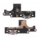 Charging Connector Flex Pcb Board For Nokia 3 By - Maxbhi Com