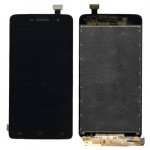 Lcd With Touch Screen For Vivo Y21l Black By - Maxbhi Com