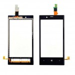 Touch Screen Digitizer For Nokia Lumia 720 Black By - Maxbhi Com