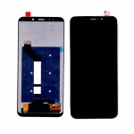 Lcd With Touch Screen For Xiaomi Redmi Note 5 Black By - Maxbhi Com