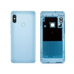 Full Body Housing For Xiaomi Redmi Note 5 Pro Blue - Maxbhi Com