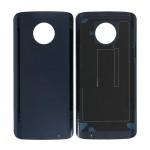 Back Panel Cover For Motorola Moto G6 Blue - Maxbhi Com