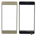 Touch Screen Digitizer For 10 Or Tenor E Gold By - Maxbhi Com