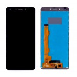 Lcd With Touch Screen For Panasonic Eluga I7 Black By - Maxbhi Com