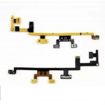 Power On/Off Button Flex Cable For Apple iPad 3 With Volume and Mute Button