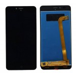 Lcd With Touch Screen For Comio C2 Black By - Maxbhi Com