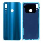Back Panel Cover For Huawei P20 Lite Blue - Maxbhi Com