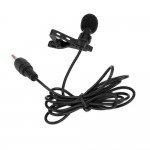 Collar Clip On Microphone for InFocus Vision 3 - Professional Condenser Noise Cancelling Mic by Maxbhi.com