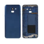 Full Body Housing For Samsung Galaxy J6 Blue - Maxbhi Com