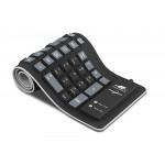 Wireless Bluetooth Keyboard for Apple iPad mini by Maxbhi.com