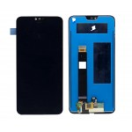 Lcd With Touch Screen For Nokia 6 1 Plus Black By - Maxbhi Com