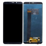 Lcd With Touch Screen For Mobiistar C1 Black By - Maxbhi Com