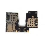 MMC with Sim Card Reader for Motorola Moto G - 3rd gen