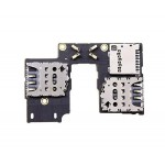 Sim Connector Flex Cable for Motorola Moto G - 3rd gen
