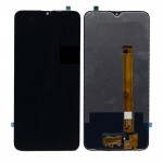 Lcd With Touch Screen For Realme 3 Black By - Maxbhi Com