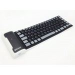 Wireless Bluetooth Keyboard for Apple iPad 3 Wi-Fi by Maxbhi.com