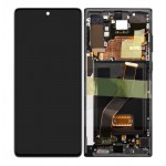Lcd With Touch Screen For Samsung Galaxy Note10 Plus Aura By - Maxbhi Com
