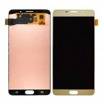Lcd With Touch Screen For Samsung Galaxy A9 Pro 2016 Gold By - Maxbhi Com