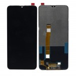Lcd With Touch Screen For Realme 5 Pro Black By - Maxbhi Com