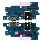 Charging Connector Flex Pcb Board For Samsung Galaxy A30s By - Maxbhi Com