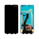 Lcd With Touch Screen For Samsung Galaxy S10 5g Silver By - Maxbhi Com