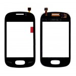 Touch Screen Digitizer For Samsung Rex 70 S3802 Black By - Maxbhi Com