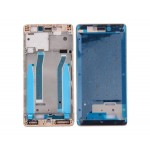 Lcd Frame Middle Chassis For Xiaomi Redmi 3s Prime Gold By - Maxbhi Com