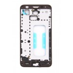 Lcd Frame Middle Chassis For Samsung Galaxy J7 Prime Black By - Maxbhi Com
