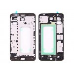 Lcd Frame Middle Chassis For Samsung Galaxy J7 Max Black By - Maxbhi Com