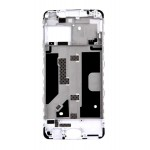 Lcd Frame Middle Chassis For Oppo F1 Plus White By - Maxbhi Com