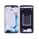 Lcd Frame Middle Chassis For Lenovo K4 Note Black By - Maxbhi Com