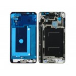 Lcd Frame Middle Chassis For Samsung Galaxy Note 3 N9000 White By - Maxbhi Com