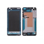 Lcd Frame Middle Chassis For Htc Desire 820s Dual Sim Grey By - Maxbhi Com