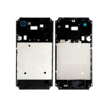 Lcd Frame Middle Chassis For Sony Xperia E3 Dualblack By - Maxbhi Com