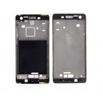 Lcd Frame Middle Chassis For Xiaomi Mi 4 White By - Maxbhi Com