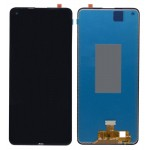 Lcd With Touch Screen For Samsung Galaxy A21s Black By - Maxbhi Com