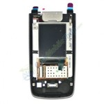 B Cover For Nokia 6600 - Black