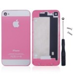 Back Cover For Apple iPhone 5 - Pink